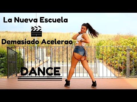 La Nueva Escuela - Demasiado Acelerao by Martina Banini // DEMBOW