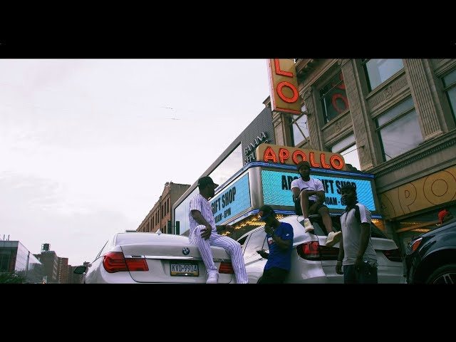 Jay Prezi - New York Sh*t Ft. Harlem Beanz & G Mims (Directed By Cole Eckerle)