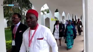 Buhari meets economic advisory council