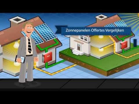 zonnepanelen amsterdam gratis offertes vergelijken