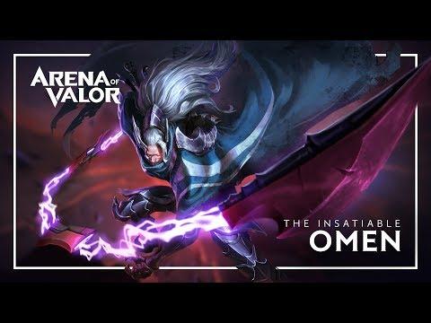 Omen: Hero Spotlight | Gameplay - Arena of Valor
