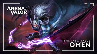 Omen: Hero Spotlight | Gameplay - Arena of Valor