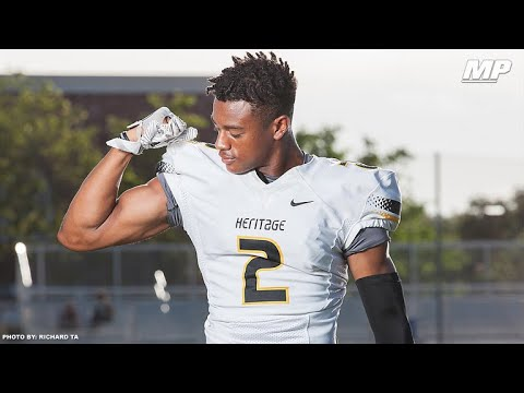 The No. 1 defensive back in high school football