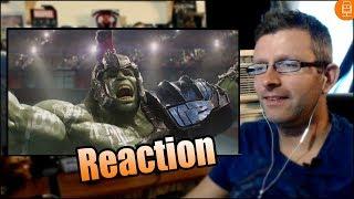 Thor vs Hulk - THOR Ragnarok Clip Reaction & Thoughts