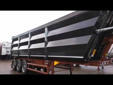 2016 Newton Steel Tipping Trailer for sale
