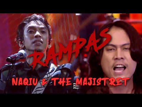 NAQIU & THE MAJISTRET - RAMPAS | Akim