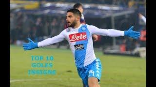 TOP 10 goles Insigne 2016-17 - Mejores goles
