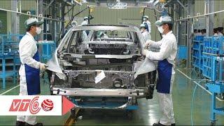 Lạc hậu tiêu chuẩn xe hơi Việt Nam | VTC
