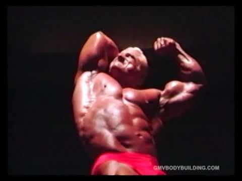 Tom Platz most memorable moment - 1986 Mr Olympia