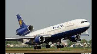 Infinite Flight Global SBGR-SBGL MD11F Varig Log