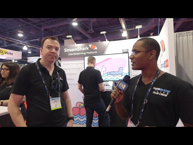 StreamShark: #NABShow Video Entèvyou