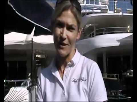 Yachting Pages Testimonial From M/Y Lady Katherine IV During Monaco Yacht Show 2009