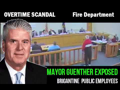Brigantine Guenther Exposed Overtime Scandal