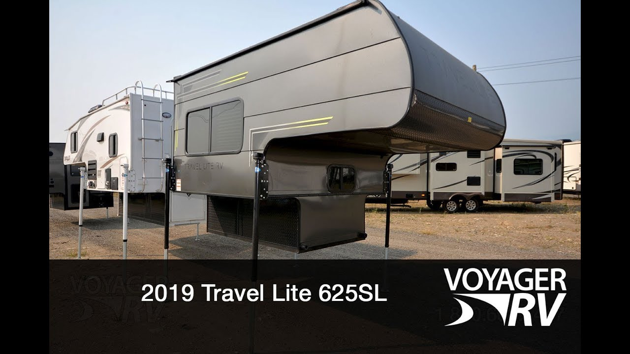 For Sale: New 2019 Travel Lite 625SL Truck Campers  Voyager