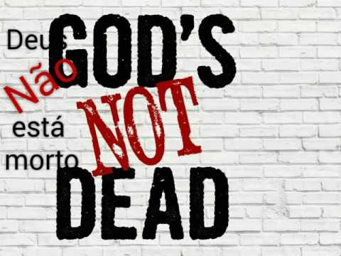 God's not dead-Newsboys