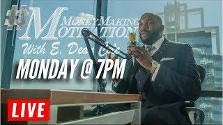 Legal Credit Repair Live Call In Show / E. Dean Cole #MondayMotivation
