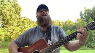 Acoustic US Blues Rock Artist Session - Eric Wood: Low-Life. Live In The Living Room USA