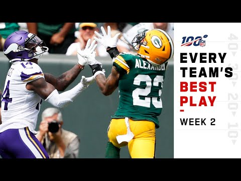Every Team's Best Play of Week 2! | NFL Highlights