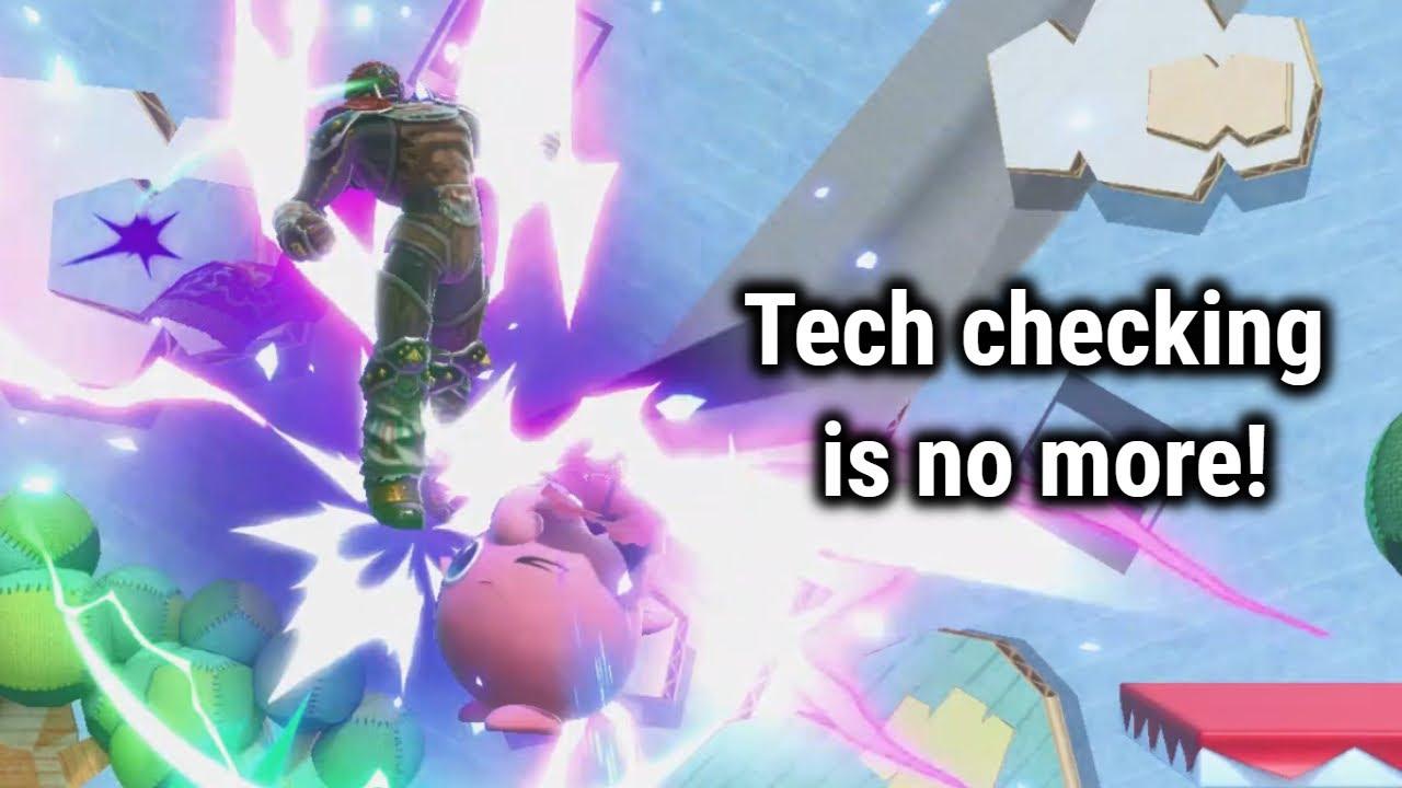 Tech checking is no more!