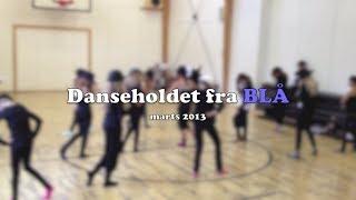 3. klasse • Josefines dansehold i blå 2013