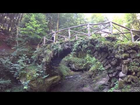 Mullerthal trail, Luxembourg 2015.