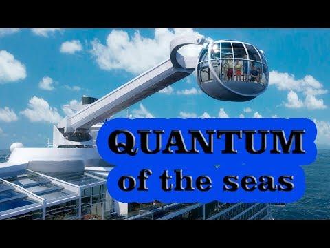 Quantum of the seas tour + Pros & Cons