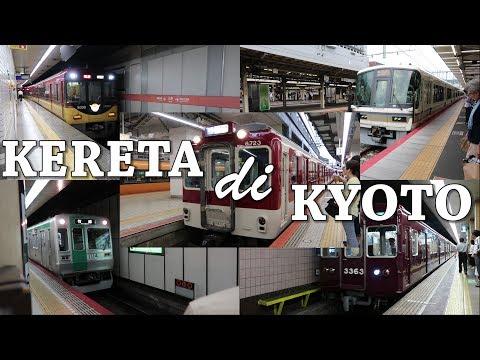 KERETA di KYOTO