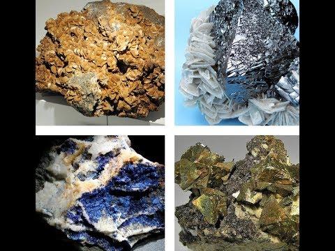 OREs of Different METALs EXTRACTIVE METALLURGY PART-3