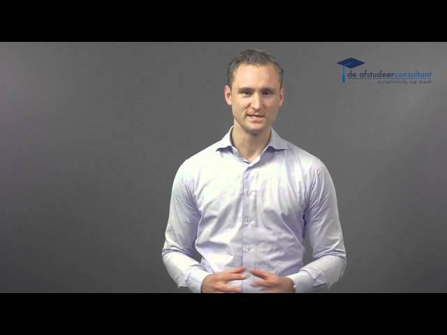 Het Scriptie Motivatie Systeem: 8 manieren om jezelf te motiveren