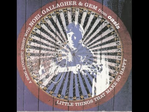 Noel Gallagher & Gem Archer: Danforth Music Hall (07/11/2006)