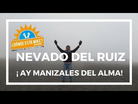 Nevado Del Ruiz  / Casi me congelo en el nevado