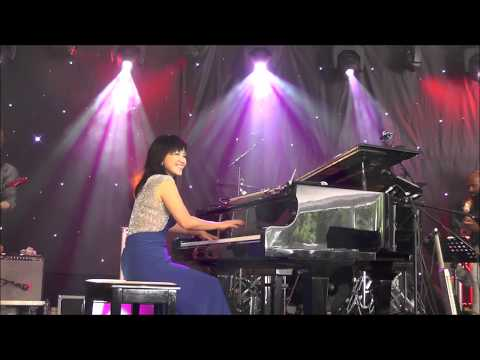 New Beginning  Keiko Matsui at 2 Algarve Smooth Jazz Festival 2017