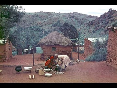 Scenes from Swaziland, 1973