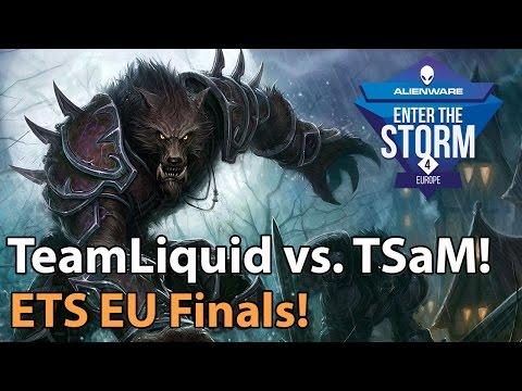 TSaM vs Liquid - ETS EU 4 LB - G2
