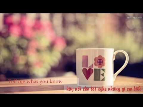 [Vietsub+Lyrics] You Are My Angel - Lorentta Chow (Thong Diep 05)