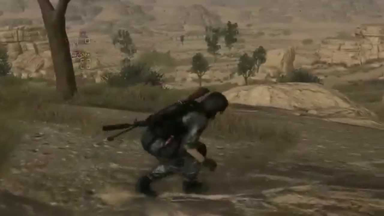 Metal Gear Solid 5 Mod Lets You Play As Quiet - One Angry Gamer