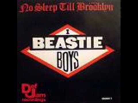 No sleep till brooklyn-Beastie boys