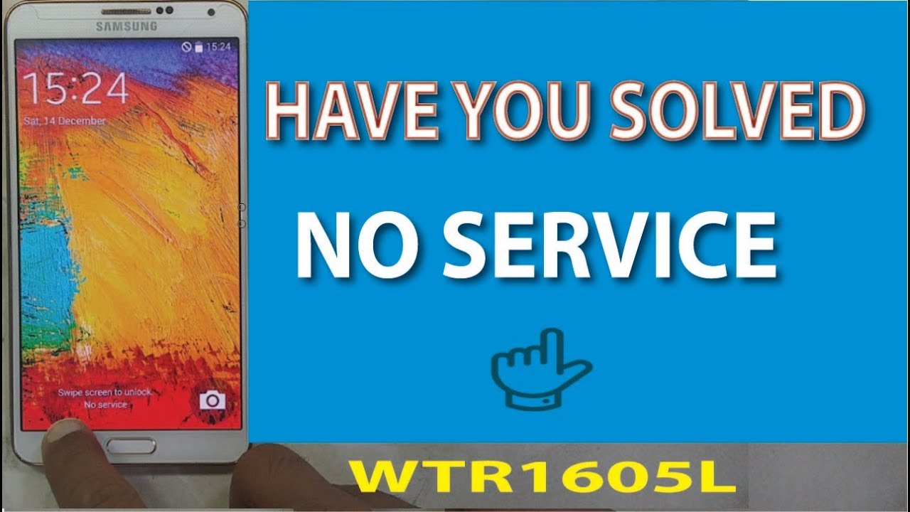 How To Solve Note 3 No Service Problemchange Signal Rf Integrated Circuits For Broadband Communications Circuit Chip