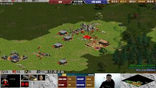 AOE 2vs2 Random GTV vs Liên Quân ngày 17/01/2020    Caster Huỳnh Phúc Thái