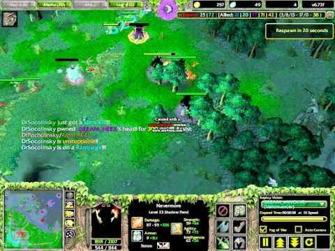 FTD009 rampage