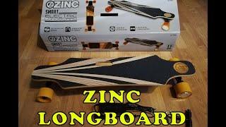 Zinc Electric Skateboard Gyro Longboard