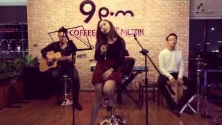 Hoa cỏ mùa xuân - Minh Tâm (Cover) - 9 P.M Coffee lounge Muzik