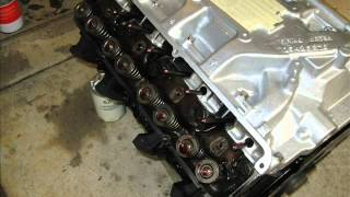 1966 Ford Galaxie 390 Part 2 Engine & Installation