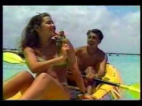 Salserín Rosa en la playa (vídeo oficial)
