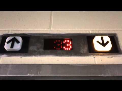 Custom Dover/TK Impulse Traction Elevators @ Pioneer Parking Facility, Rockford, IL