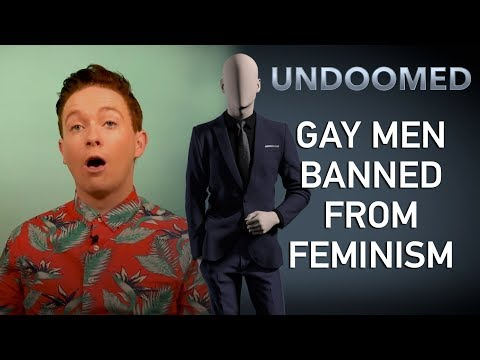 Huffington Post: Gay Men Banned from Feminism