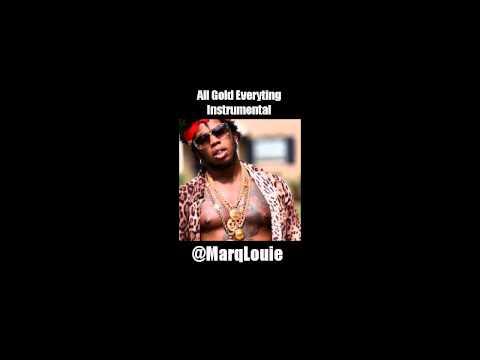 Trinidad James - All Gold Everything Instrumental [MP3/FLP Download]