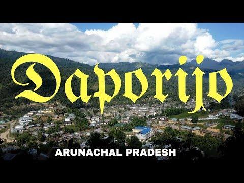Daporijo, Arunachal pradesh