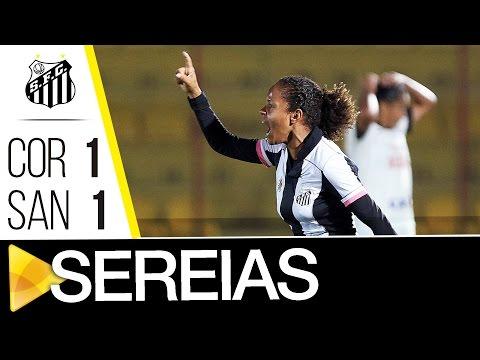 Corinthians 1 x 1 Sereias da Vila | BASTIDORES | Paulistão (13/08/16)