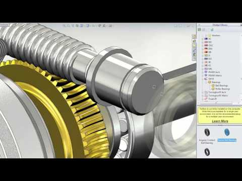 SolidWorks 2014: Machine Design
